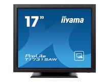 "iiyama ProLite T1731SAW-B5 - LED-Monitor - 43 cm (17"") - Touchscreen - 1280 x 1024 - TN"
