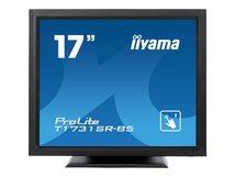 "iiyama ProLite T1731SR-B5 - LED-Monitor - 43 cm (17"") - Touchscreen - 1280 x 1024 - TN"