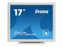 "iiyama ProLite T1731SR-W5 - LED-Monitor - 43 cm (17"") - Touchscreen - 1280 x 1024 - TN"