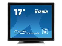 "iiyama ProLite T1732MSC-B5AG - LED-Monitor - 43 cm (17"") - Touchscreen - 1280 x 1024 - TN"