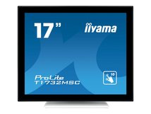 "iiyama ProLite T1732MSC-W1X - LED-Monitor - 43.2 cm (17"") - Touchscreen - 1280 x 1024 - TN"