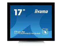 "iiyama ProLite T1732MSC-W5AG - LED-Monitor - 43 cm (17"") - Touchscreen - 1280 x 1024 - TN"