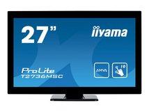 "iiyama ProLite T2736MSC-B1 - LED-Monitor - 68.6 cm (27"") (27"" sichtbar) - Touchscreen - 1920 x 1080 Full HD (1080p) - A-MVA"