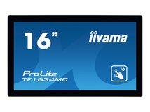 "iiyama ProLite TF1634MC-B6X - LED-Monitor - 39.5 cm (15.6"") - offener Rahmen - Touchscreen - 1366 x 768"