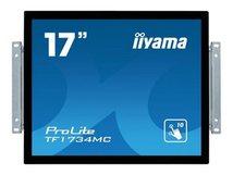 "iiyama ProLite TF1734MC-B6X - LED-Monitor - 43 cm (17"") - offener Rahmen - Touchscreen - 1280 x 1024"