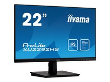 "iiyama ProLite XU2292HS-B1 - LED-Monitor - 55.9 cm (22"") (21.5"" sichtbar) - 1920 x 1080 Full HD (1080p) - IPS - 250 cd/m²"