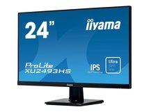 """iiyama ProLite XU2493HS-B1 - LED-Monitor - 60.47 cm (23.8"""") - 1920 x 1080 Full HD (1080p) - IPS - 250 cd/m²"""