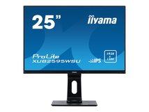 """iiyama ProLite XUB2595WSU-B1 - LED-Monitor - 63.36 cm (25"""") - 1920 x 1200 Full HD (1080p) @ 75 Hz - AH-IPS - 300 cd/m²"""