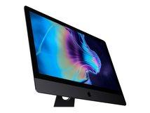 iMac Pro with Retina 5K display - All-in-One (Komplettlösung) - 1 x Xeon W 3 GHz - RAM 32 GB - SSD 1 TB - Radeon Pro Vega 56