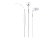 In-Ear Headphones with Remote and Mic - Ohrhörer mit Mikrofon - im Ohr - kabelgebunden - 3,5 mm Stecker - für 12.9-inch iPad Pro; 9.7-inch iPad Pro; iPad (3rd generation); iPad 1; 2; iPad Air