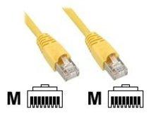 InLine - Patch-Kabel - RJ-45 (M) bis RJ-45 (M) - 30 cm - SFTP - CAT 5e