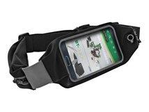 InLine Sport Mobile - Gürteltasche für Mobiltelefon - Lycra - Schwarz