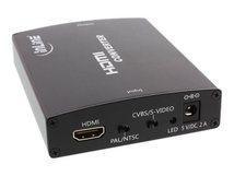 InLine - Videokonverter - HDMI - Composite Video, S-video