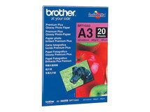 Innobella Premium Plus BP71GA3 - Glänzend - A3 (297 x 420 mm) - 260 g/m² - 20 Blatt Fotopapier - für Brother HL-J6000, MFC-J2330, J3530, J3930, J6580, J6583, J6980, J6983, J6995, J6997, J6999