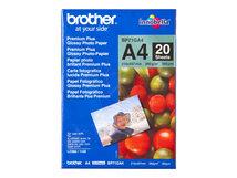 Innobella Premium Plus BP71GA4 - Glänzend - A4 (210 x 297 mm) - 260 g/m² - 20 Blatt Fotopapier - für Brother DCP-J582, J982, T310, HL-J6000, MFC-J1605, J6583, J6983, J6999, J738, J877, J998