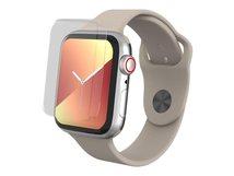 InvisibleShield GlassFusion - Bildschirmschutz-Kit - für Apple Watch (40 mm)