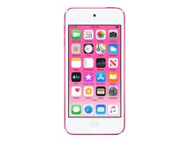 iPod touch - 7. Generation - Digital Player - Apple iOS 12 - 128 GB - pink