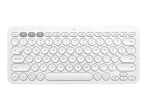 K380 Multi-Device Bluetooth Keyboard - Tastatur - kabellos - Bluetooth 3.0 - QWERTY - GB