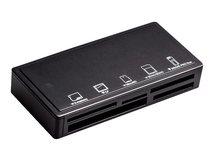 - Kartenleser (MS, MS PRO, MMC, SD, MS Duo, CF, microSD, SDHC, SDXC) - USB 3.0