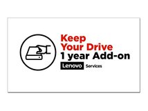 Keep Your Drive Add On - Serviceerweiterung - 1 Jahr - für ThinkCentre M900; M900x; M90n-1; M90n-1 IoT; M910q; M910x; M93p