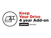 Keep Your Drive Add On - Serviceerweiterung - 4 Jahre - für ThinkCentre Edge 93z; ThinkCentre M910z; M920z; M93z; X1