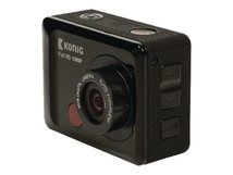 König CSAC300 - Action-Kamera - montierbar - 1080p - 5.0 MPix - Unterwasser bis zu 60 m