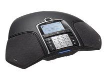 Konftel 300Wx - Schnurloses Konferenztelefon - DECTGAP - dreiweg Anruffunktion - Liquorice Black - für Konftel C50300Wx Hybrid