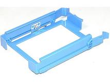 - Laufwerksschachtadapter - für Dell T3400, T5400, T7400; Dimension 91XX; Precision Fixed Workstation 380, 390, 490, 690