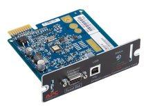Legacy Communications SmartSlot Card - Fernverwaltungsadapter - SmartSlot - USB, Seriell - Schwarz - für Smart-UPS 1000, 2200, 3000; Smart-UPS RT 3000, 5000; Smart-UPS X 1000, 1500, 2000, 3000