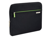 Leitz Complete Tablet Power Sleeve - Schutzhülle für Tablet / eBook-Reader - Metall, Polyester - Schwarz - 10""