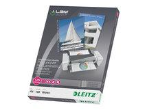 Leitz iLAM - 100 - glänzend, kristallklar - A4 (210 x 297 mm) Taschen für Laminierung - für Leitz iLAM touch A3 turbo, iLAM touch A4 turbo