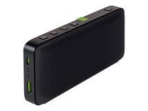Leitz - Lautsprecher - tragbar - kabellos - NFC, Bluetooth - 10 Watt