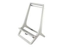 Leitz Style - Schreibtischständer für Tablet - Silber