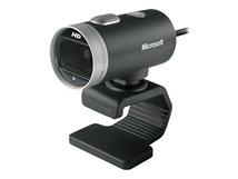 LifeCam Cinema for Business - Web-Kamera - Farbe - 1280 x 720 - Audio - USB 2.0