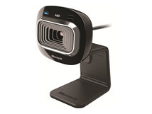 LifeCam HD-3000 - Webcam - Farbe - 1280 x 720 - Audio - USB 2.0