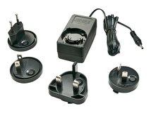 Lindy Multi Country Switching AC Adapter - Netzteil - 3 A (Gleichstromstecker 3,5 x 1,35 mm) - Australien, China, Japan, Kanada, Hong Kong, Neuseeland, Taiwan, Asien, Singapur, Nordamerika, Großbritannien und Nordirland, Vereinigte Staaten, Europa