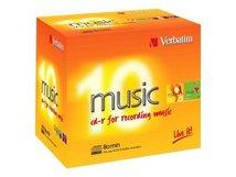 Live It! - 10 x CD-R (80 Min) 16x - Jewel Case (Schachtel)