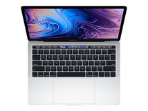"MacBook Pro with Touch Bar - Core i7 2.8 GHz - Apple macOS Mojave 10.14 - 8 GB RAM - 256 GB SSD - 33.8 cm (13.3"") IPS 2560 x 1600 (WQXGA)"