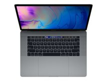 "MacBook Pro with Touch Bar - Core i9 2.4 GHz - Apple macOS Mojave 10.14 - 16 GB RAM - 512 GB SSD - 39.1 cm (15.4"") IPS 2880 x 1800 (WQXGA+)"