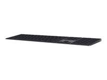 Magic Keyboard with Numeric Keypad - Tastatur - Bluetooth - Italienisch - Space-grau