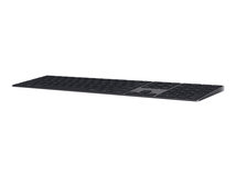 Magic Keyboard with Numeric Keypad - Tastatur - Bluetooth - USA - Space-grau