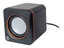 Manhattan 2600 Series Speaker System - Lautsprecher - für PC - 3 Watt - Schwarz