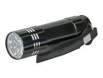 Manhattan - Taschenlampe - LED - Schwarz