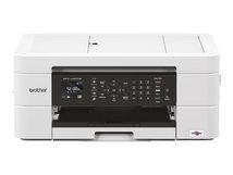 MFC-J497DW - Multifunktionsdrucker - Farbe - Tintenstrahl - Legal (216 x 356 mm) (Original) - A4/Letter (Medien)