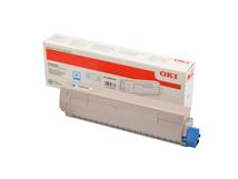 - Mit hoher Kapazität - Cyan - Original - Tonerpatrone - für C833dn, 833n, 843dn