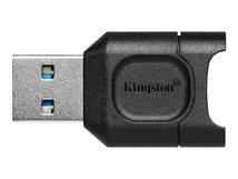 MobileLite Plus - Kartenleser (microSD, microSDHC, microSDXC, microSDHC UHS-I, microSDXC UHS-I, microSDHC UHS-II, microSDXC UHS-II) - USB 3.2 Gen 1