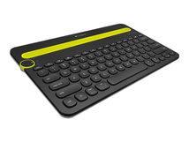 Multi-Device K480 - Tastatur - Bluetooth - Deutsch - Schwarz