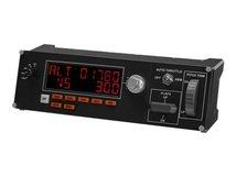 Multi Panel - Flugsimulator-Instrumentenbrett - kabelgebunden - für PC