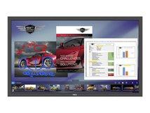 "MultiSync P554 SST - 138.8 cm (55"") Klasse P Series LED-Display - Digital Signage - mit Touchscreen (Multi-Touch) - 1080p (Full HD) 1920 x 1080 - kantenbeleuchtet"