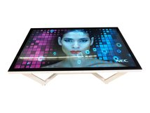 "MultiSync X551UHD IGT - 140 cm (55"") Klasse (138.78 cm (55"") sichtbar) LED-Display - interaktive Digital Signage - mit Touchscreen - 4K UHD (2160p) 3840 x 2160 - kantenbeleuchtet"